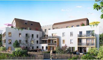 Photo du Résidence « Le Carré des Muses » programme immobilier neuf en Loi Pinel à Strasbourg