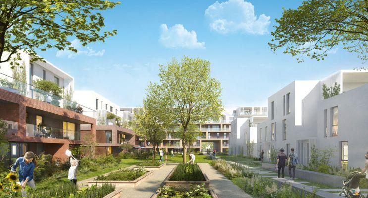 Photo du Résidence « Le Quinze » programme immobilier neuf en Loi Pinel à Strasbourg