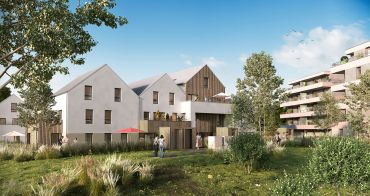 Strasbourg programme immobilier neuf « Les Moulins Becker » en Loi Pinel