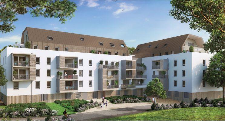 Résidence « Les Muses » programme immobilier neuf en Loi Pinel à Strasbourg n°3