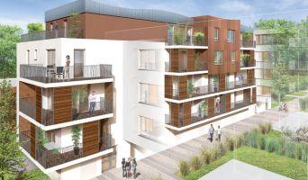 Photo du Résidence « Les Terrasses du Lac » programme immobilier neuf en Loi Pinel à Strasbourg