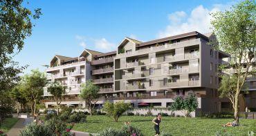 Strasbourg programme immobilier neuf « L'Inattendu » en Loi Pinel