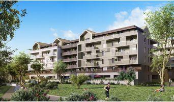 Strasbourg : programme immobilier neuf « L'Inattendu » en Loi Pinel