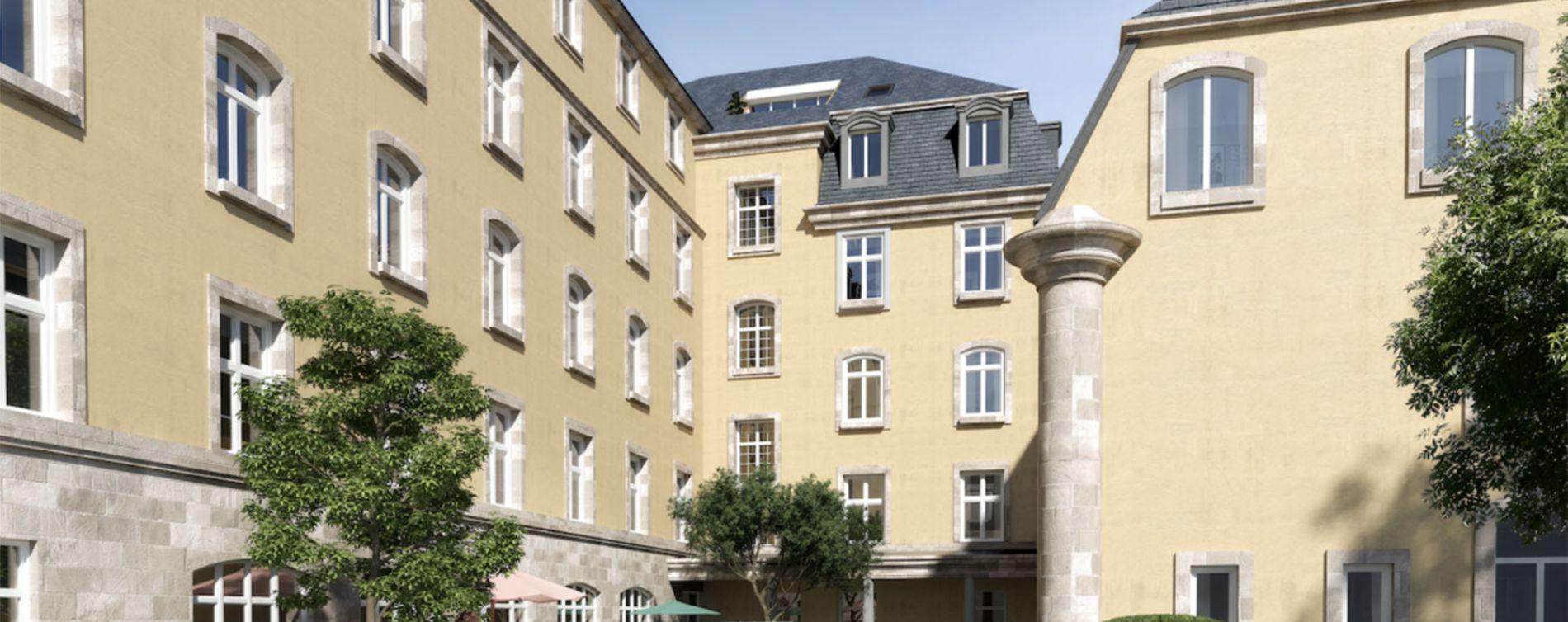 Résidence Ostel Sainte Odile à Strasbourg