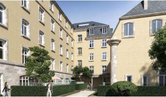 Strasbourg : programme immobilier à rénover « Ostel Sainte Odile » en Déficit Foncier