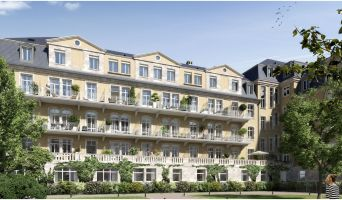 Strasbourg programme immobilier à rénover « Ostel Sainte Odile » en Déficit Foncier  (2)