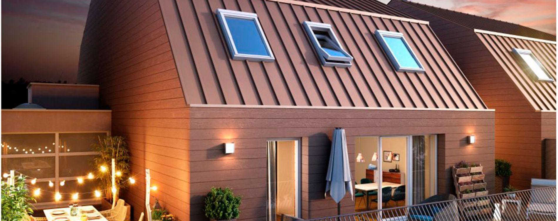Strasbourg : programme immobilier neuve « Pop ! » (3)