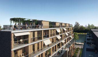 Strasbourg programme immobilier neuve « Quai Ouest »  (2)