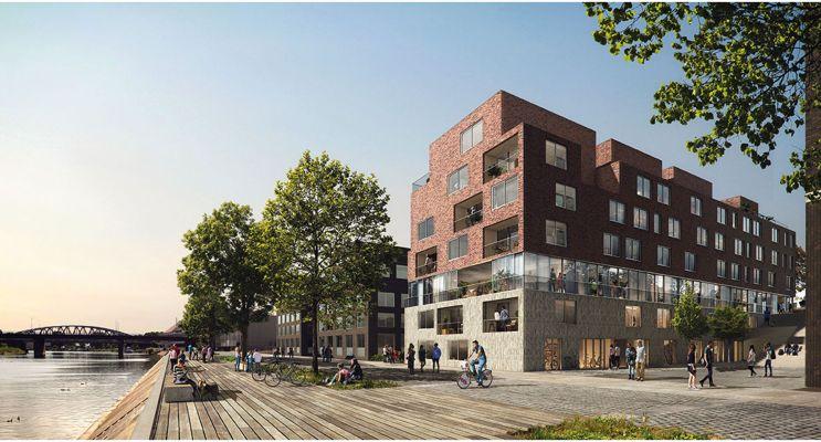 Photo du Résidence « Quai Ouest » programme immobilier neuf en Loi Pinel à Strasbourg
