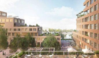 Photo du Résidence « Quai Starlette II » programme immobilier neuf en Loi Pinel à Strasbourg