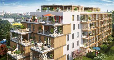Strasbourg programme immobilier neuf « Secret Garden - C3 »