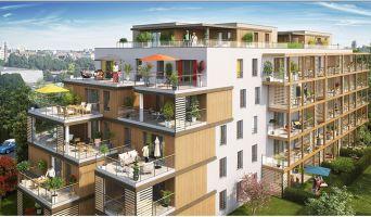 Photo du Résidence « Secret Garden - C3 » programme immobilier neuf en Loi Pinel à Strasbourg