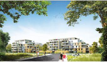 Photo n°2 du Résidence « Secret Garden - C3 » programme immobilier neuf en Loi Pinel à Strasbourg