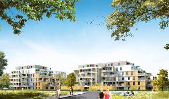 Résidence « Secret Garden » programme immobilier neuf en Loi Pinel à Strasbourg n°1