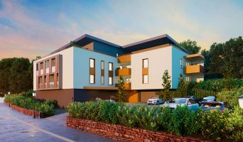 Photo du Résidence « Les Sources » programme immobilier neuf à Wolxheim
