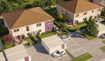 Photo du Résidence « Les Carrés Ciconia - Tranche 2 » programme immobilier neuf à Cernay