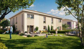 Photo du Résidence « Les Carrés Ciconia » programme immobilier neuf à Cernay