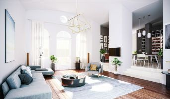 Colmar programme immobilier à rénover « Cour Saint-Nicolas » en Loi Malraux  (2)