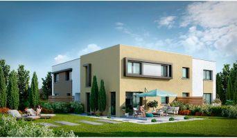 Photo du Résidence « Les Carrés Hansi » programme immobilier neuf à Colmar