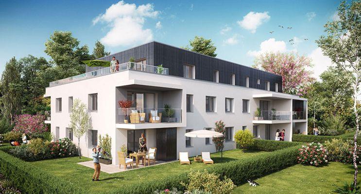 Photo du Résidence « L'Evidence » programme immobilier neuf à Colmar