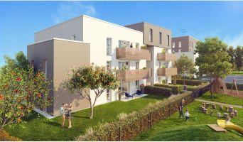 Colmar programme immobilier neuve « Nature & Eau »