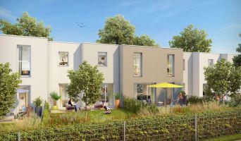 Colmar programme immobilier neuve « Nature & Eau »  (2)