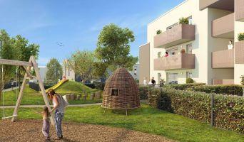Colmar programme immobilier neuve « Nature & Eau »  (3)