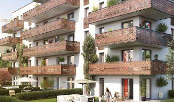 Huningue programme immobilier neuve « L'Ariane 2 »  (2)