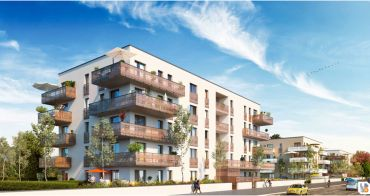 Huningue programme immobilier neuf « L'Ariane »