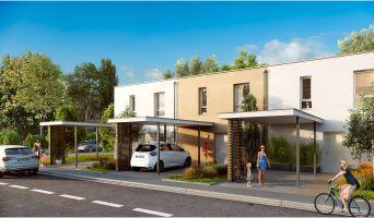 Photo du Résidence « Les Moulins du Quatel » programme immobilier neuf à Illzach