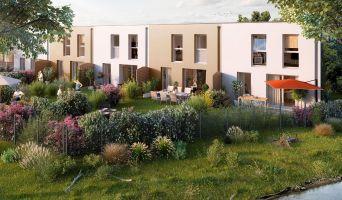 Illzach programme immobilier neuve « Les Moulins du Quatel »  (2)
