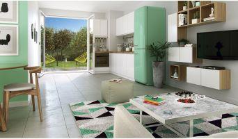 Illzach programme immobilier neuve « Les Moulins du Quatel »  (3)