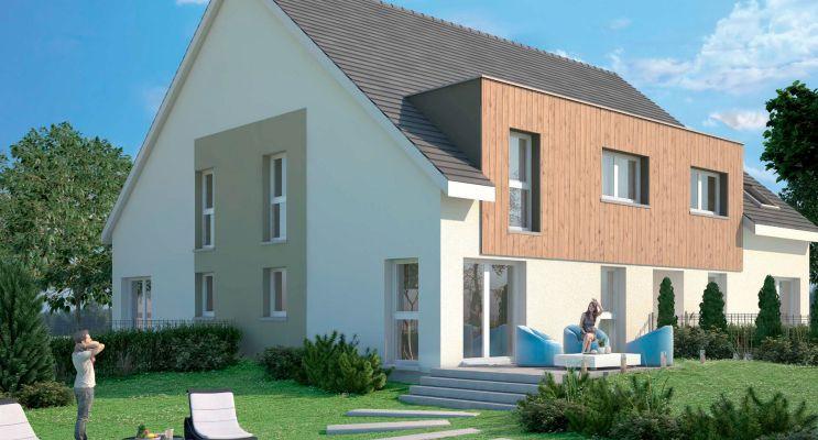 Photo du Résidence « Les Carrés Jazz » programme immobilier neuf à Muespach-le-Haut