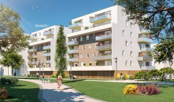 Programme immobilier neuf à Mulhouse (68100)