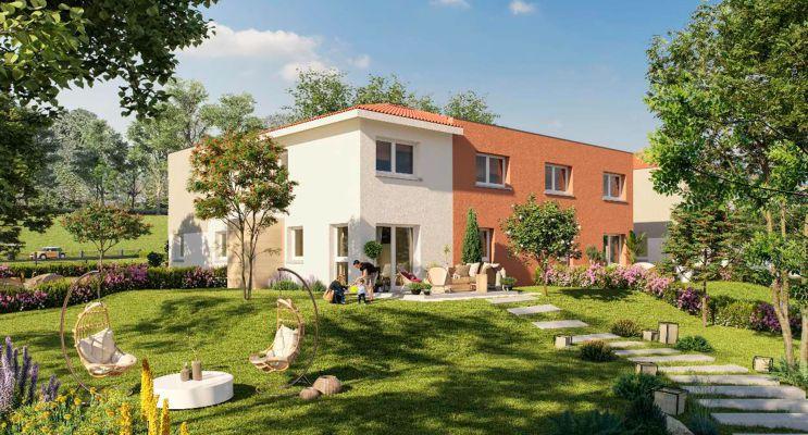 Photo du Résidence « Les Carrés Renai 'Sens » programme immobilier neuf à Ranspach-le-Bas
