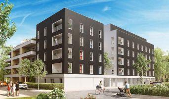 Résidence « Canopée » programme immobilier neuf en Loi Pinel à Saint-Louis n°1