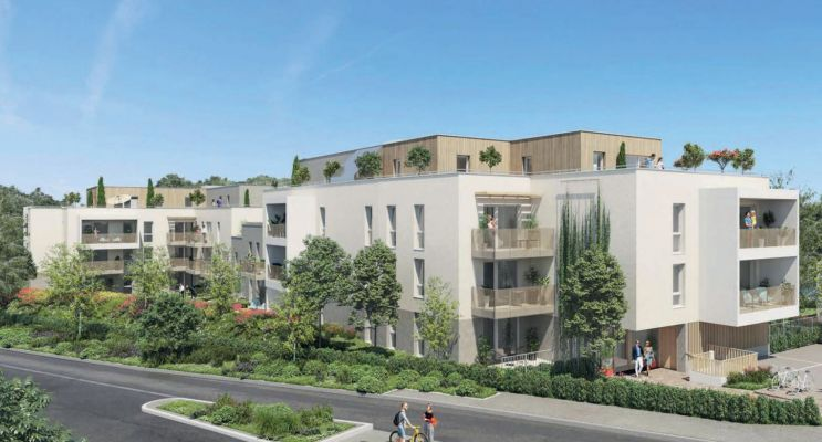 Photo n°1 du Résidence « Cour Saint Louis » programme immobilier neuf en Loi Pinel à Saint-Louis
