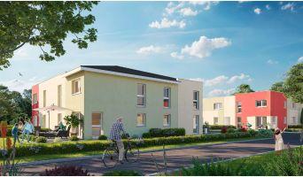 Photo du Résidence « Les Carrés de Soie » programme immobilier neuf à Soultz-Haut-Rhin