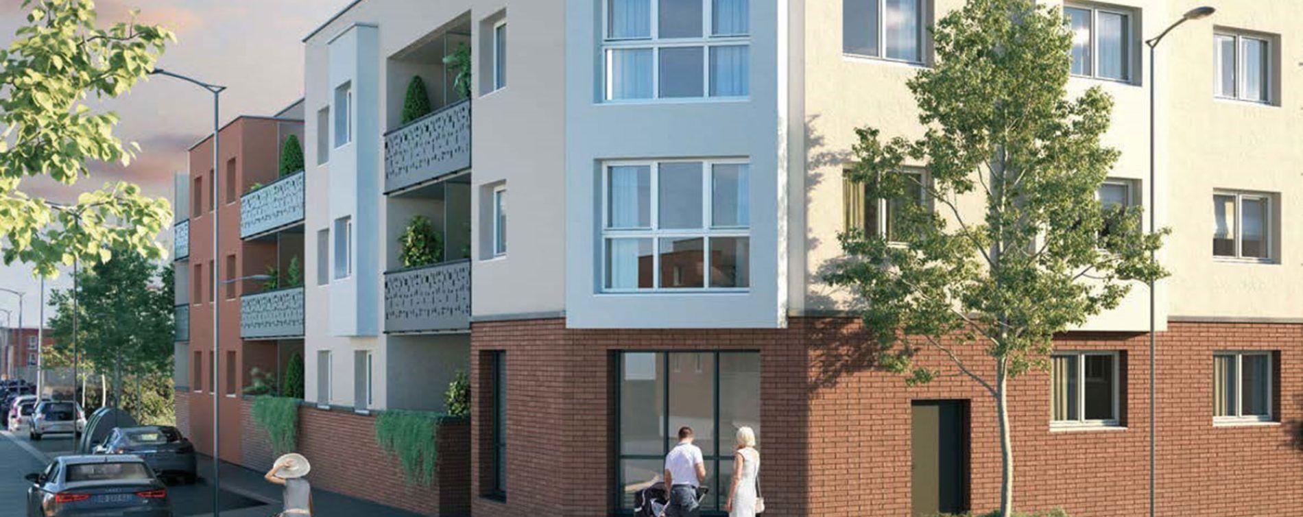 Bezannes : programme immobilier neuve « BeZen » en Loi Pinel (2)