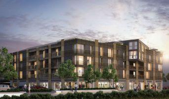 Photo du Résidence « Kanto » programme immobilier neuf en Loi Pinel à Bezannes