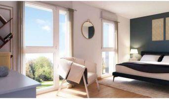Résidence « Zenéo » programme immobilier neuf en Loi Pinel à Bezannes n°4