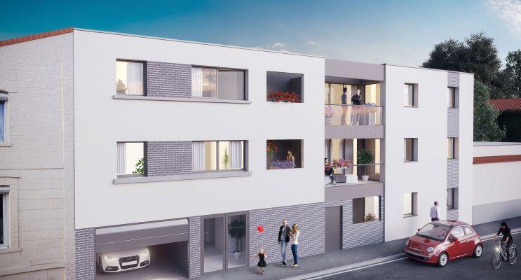 Photo du Résidence « Aria » programme immobilier neuf en Loi Pinel à Reims