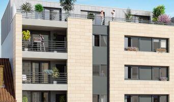 Photo du Résidence « Congrès » programme immobilier neuf en Loi Pinel à Reims