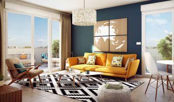 Résidence « Ecotopia » programme immobilier neuf en Loi Pinel à Reims n°5