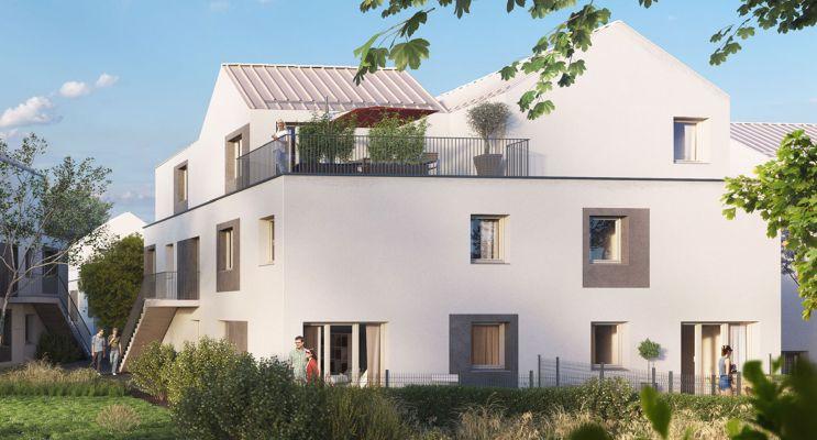 Résidence « Ecotopia » programme immobilier neuf en Loi Pinel à Reims n°3