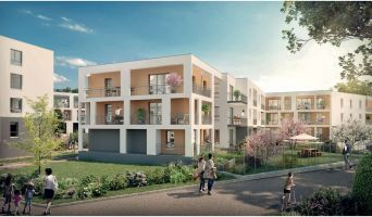 Reims : programme immobilier neuf « Emergence » en Loi Pinel