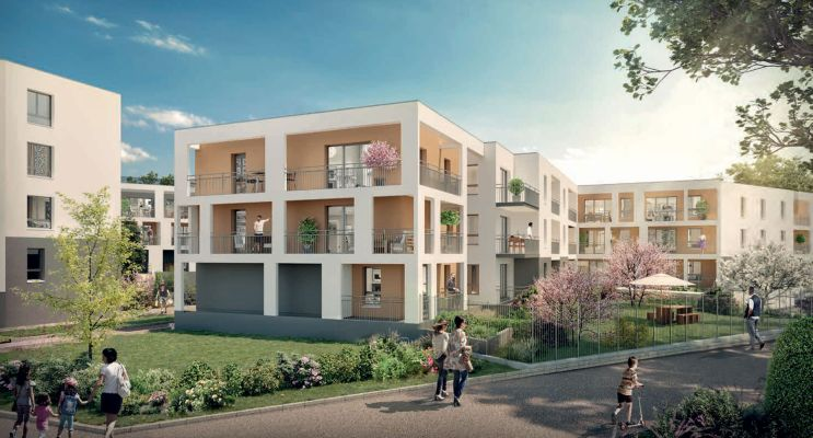 Photo du Résidence « Emergence » programme immobilier neuf en Loi Pinel à Reims
