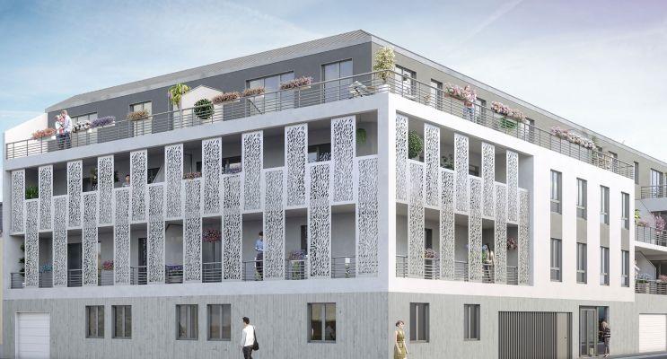 Photo du Résidence « Grand Angle, Sacré Coeur » programme immobilier neuf en Loi Pinel à Reims