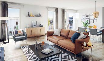 Résidence « I.D. » programme immobilier neuf en Loi Pinel à Reims n°3