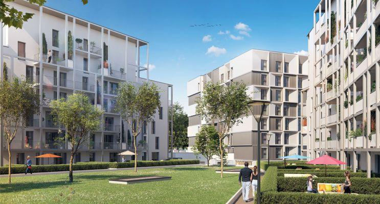 Résidence « I.D. » programme immobilier neuf en Loi Pinel à Reims n°1